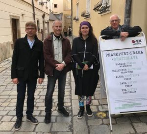 Vernisáž putovní výstavy v Bratislavě